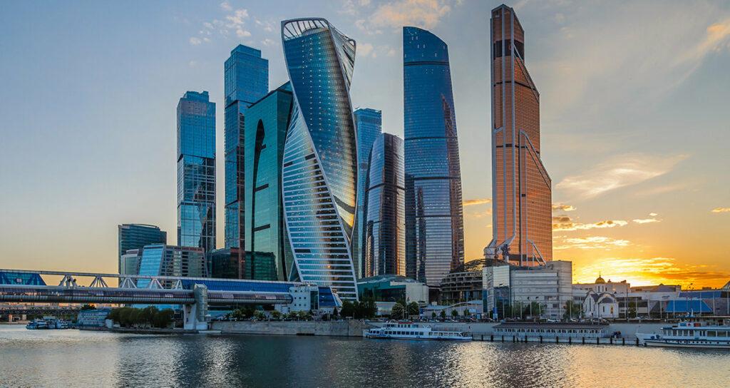 Москва-Сити Панорама 360