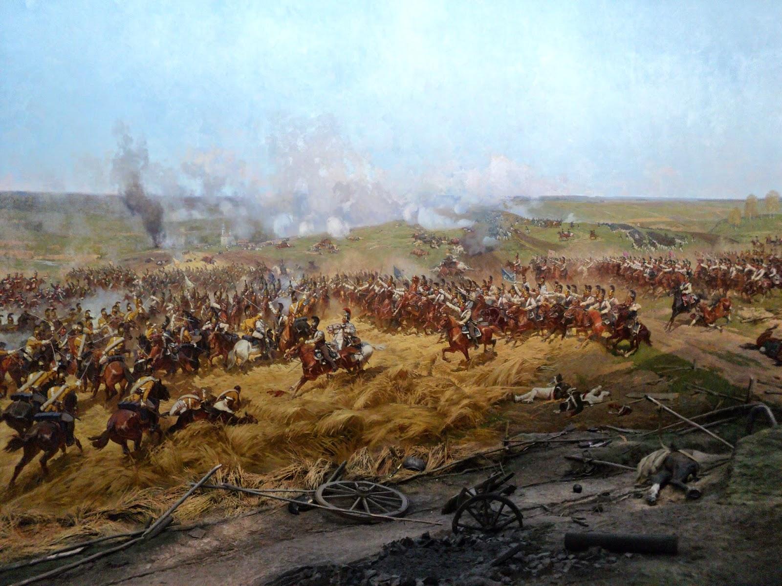 Панорама бородинская битва фото тебе желаю